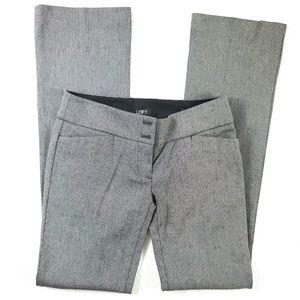 Ann Taylor LOFT Marisa Bootcut Fit Gray Pants Z50)